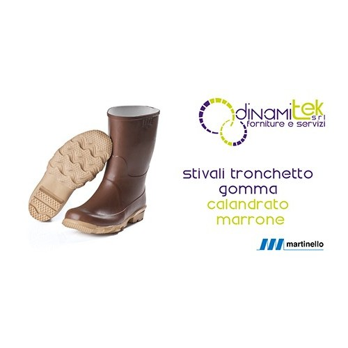 SOCKET MARTINELLO MAN IN NATURAL RUBBER, BLACK, CALENDERED Dinamitek 1