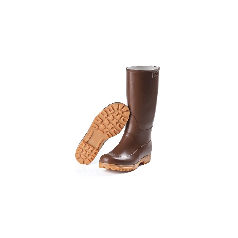 Stivali al ginocchio Martinello in gomma naturale marrone carrarmato Dinamitek 2