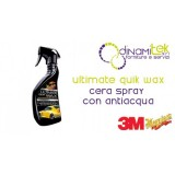 ULTIMATE QUIK WAX-SPRAY WAX WITH WATER-PROOF CAR 450 ML 3M Dinamitek 1