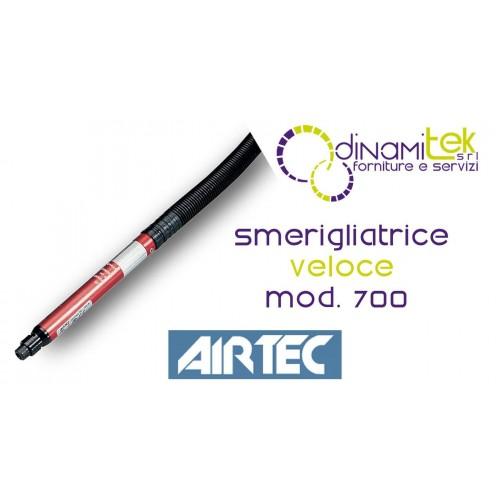 MICRO AMOLADORA NEUMáTICA RECTA 54000 RPM 700 AIRTEC Dinamitek 1