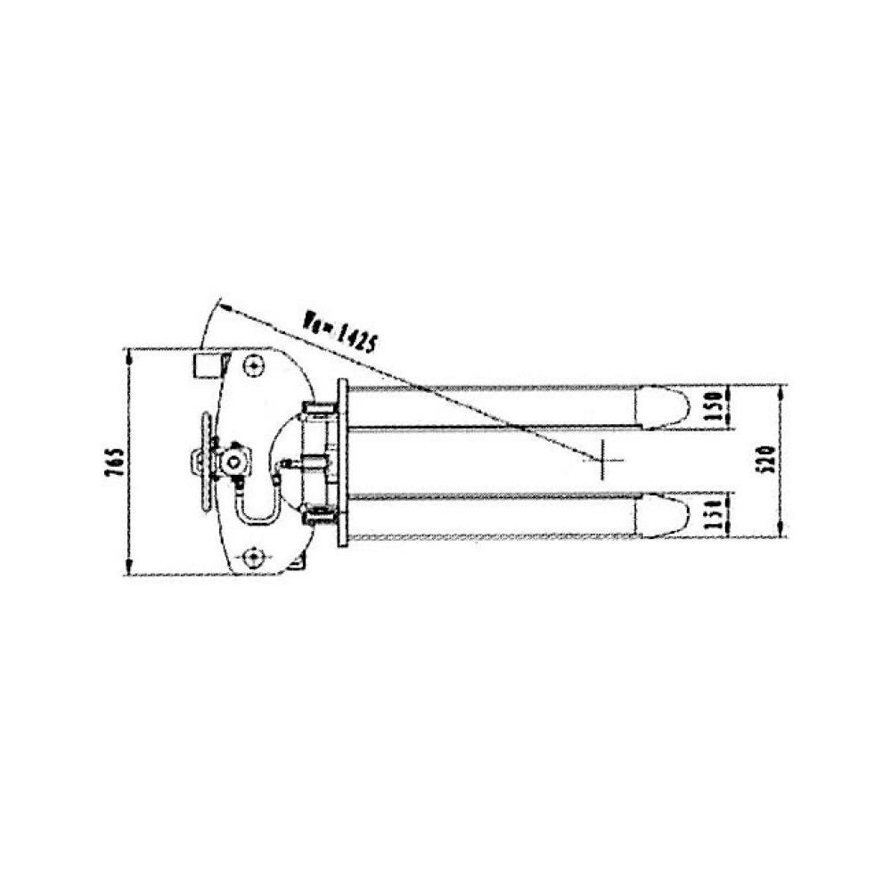 N1-16G SOLLEVATORE A TRAZIONE MANUALE H MAX 1600 MM NOVAMACH Dinamitek 3