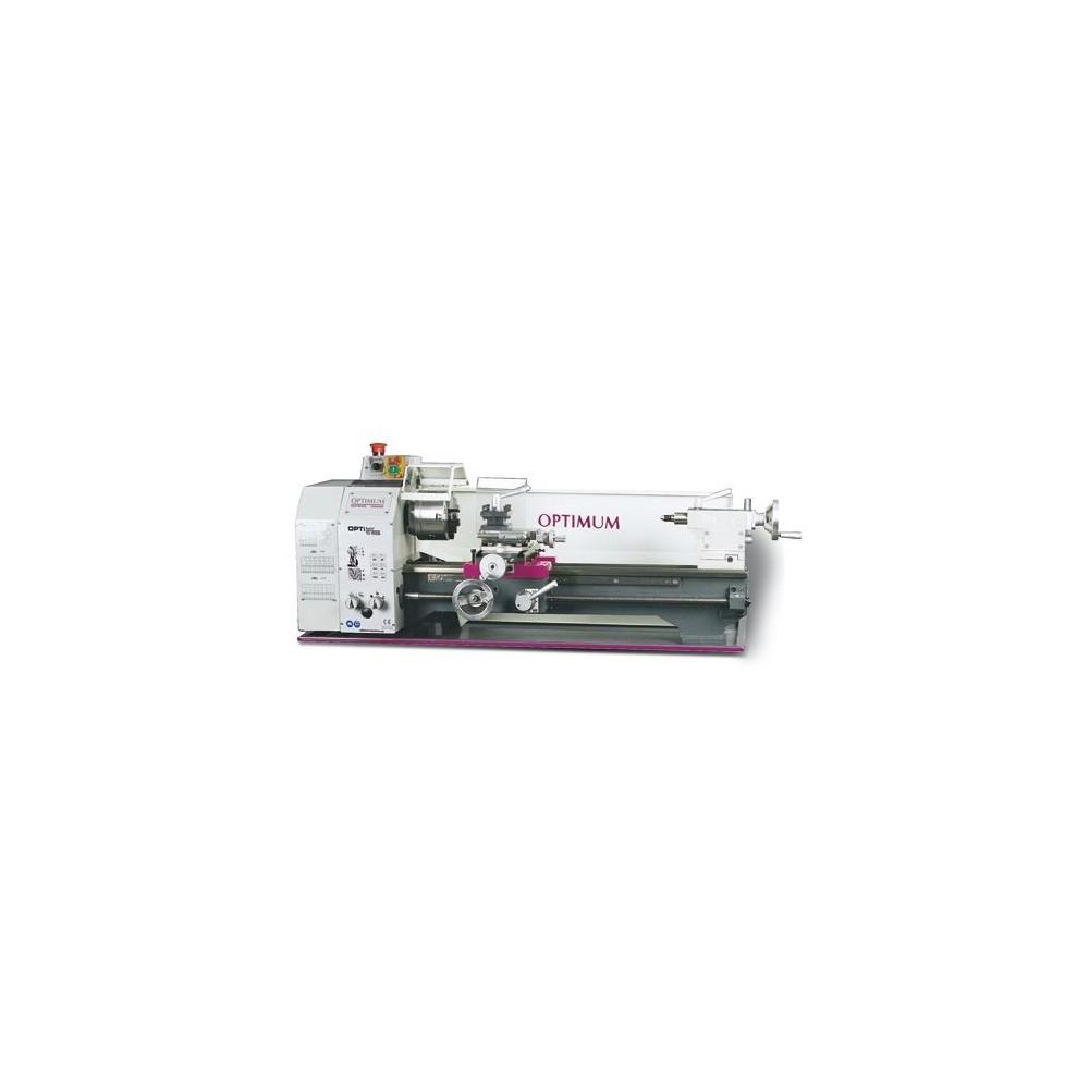OPT050OP5001 - LATHE MODEL TU2506 - 230 V - DIMENSIONS 125X500 MM Dinamitek 2