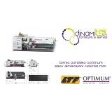 OPT050OP7001 - Tornio Parallelo Modello TU2807 - 230V - Dimensioni 140X700 Mm Dinamitek 1
