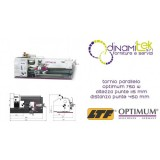 OPT050OP0320 - Tornio Parallelo Modello TU2304 - 750 W - Altezza Punte 115 Mm - Distanza Punte 450 Mm Dinamitek 1
