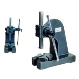 OPT111OP9011 - PRESS UNIVERSAL, MANUAL MODEL DDP 10 - MAX PIECE HEIGHT 123 MM - SIZE 270X180X410 MM Dinamitek 2