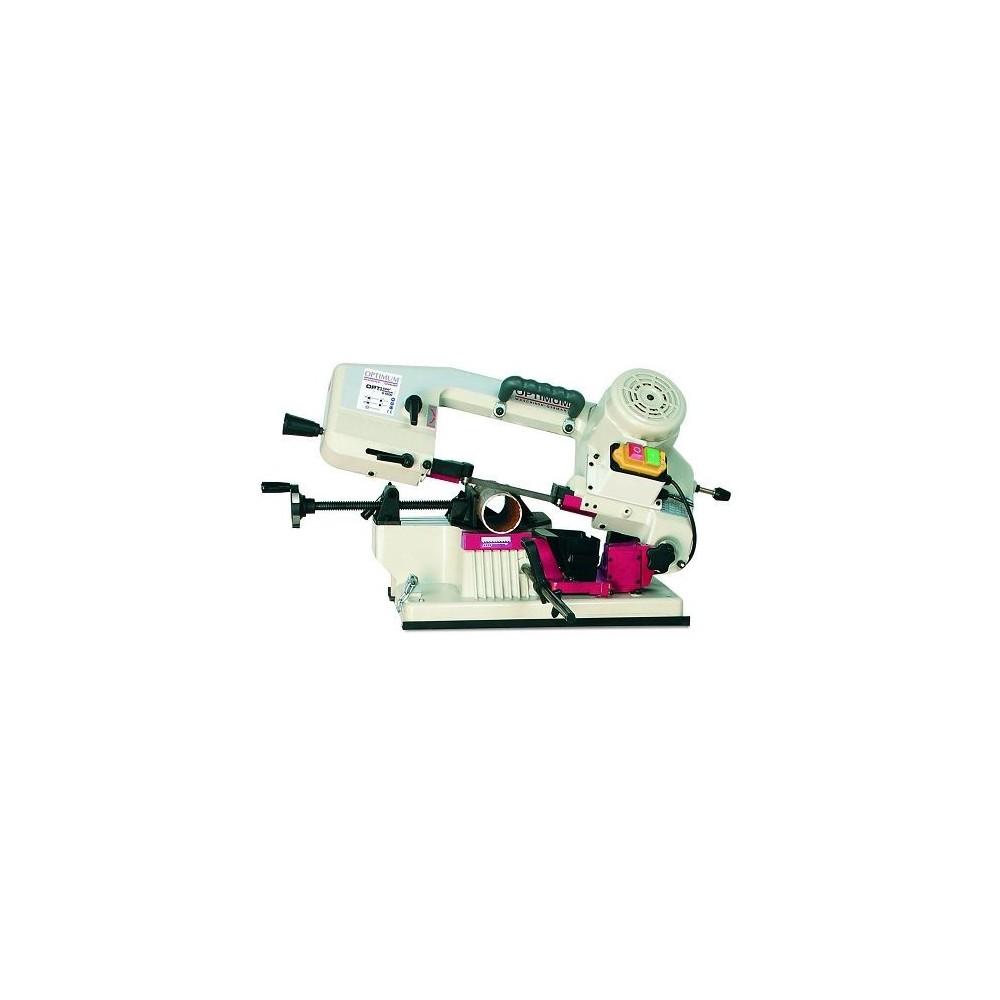 OPT057OP0100 - Segatrice A Nastro Modello S 100G Per Metalli - Leggera E Maneggevole - Potenza 230 V Dinamitek 2