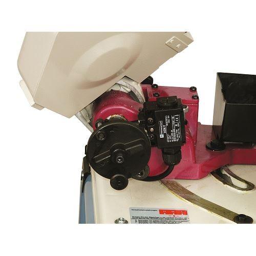 OPT057OP0100 - Segatrice A Nastro Modello S 100G Per Metalli - Leggera E Maneggevole - Potenza 230 V Dinamitek 3