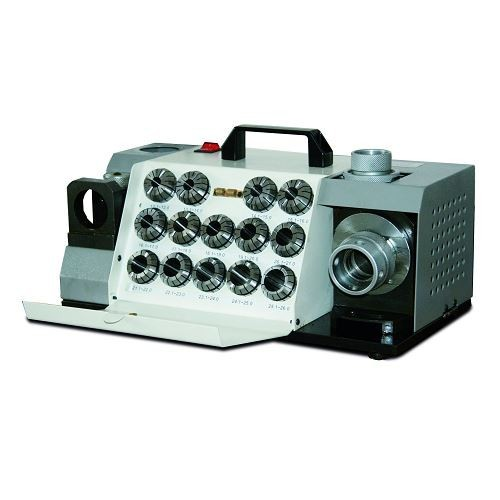 OPT050OP0015 - Affilatrice Modello GH10T Per Punte Elicoidali In HSS O Metallo Duro - Potenza 450W Dinamitek 2