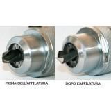 OPT050OP0015 - Affilatrice Modello GH10T Per Punte Elicoidali In HSS O Metallo Duro - Potenza 450W Dinamitek 3