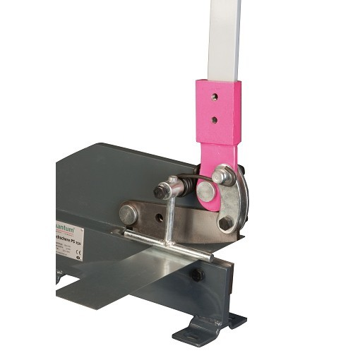 OPT111OP1012 - SHEAR-LEVER MODEL PS 300 - MAX CUTTING LENGTH 235 MM Dinamitek 4