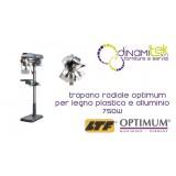 OPT058OP9181 - RADIAL DRILL MODEL RB 8S FOR WOOD PLASTIC AND ALUMINIUM - 750W Dinamitek 1