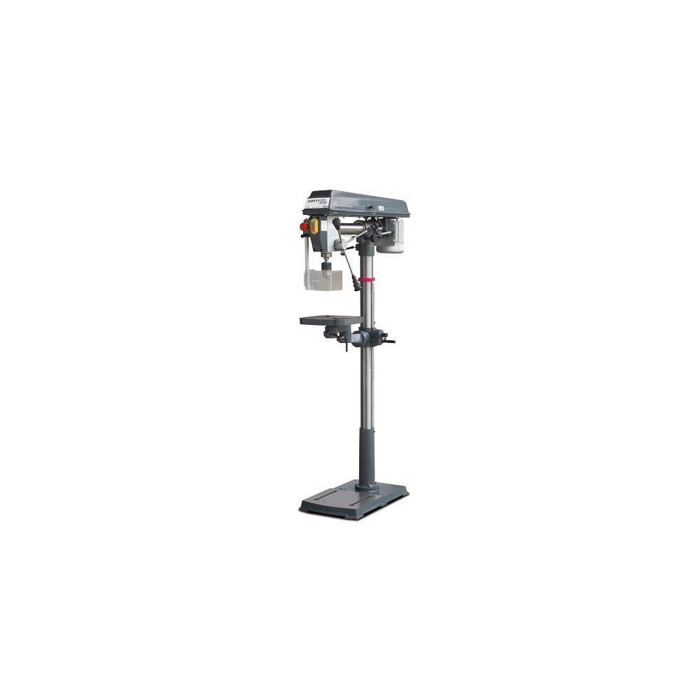 OPT058OP9181 - RADIAL DRILL MODEL RB 8S FOR WOOD PLASTIC AND ALUMINIUM - 750W Dinamitek 2