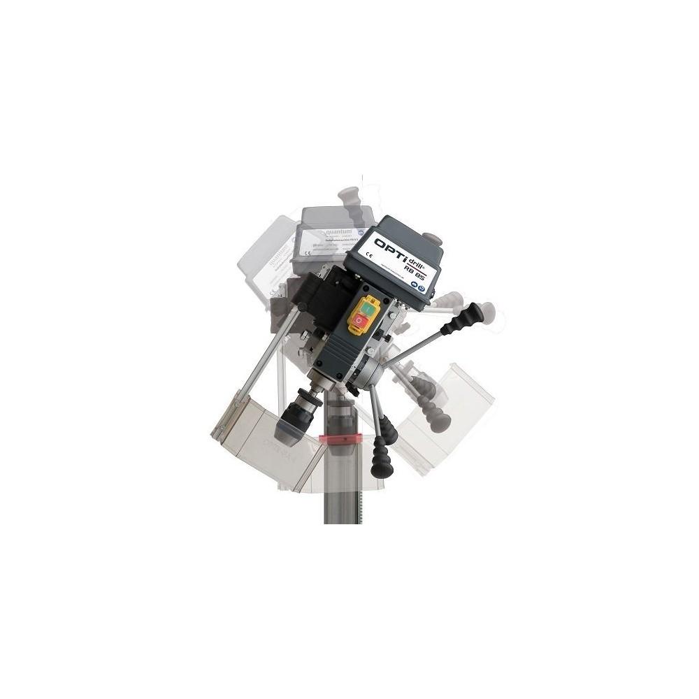 OPT058OP9181 - Trapano Radiale Modello RB 8S Per Legno Plastica E Alluminio - 750W Dinamitek 3
