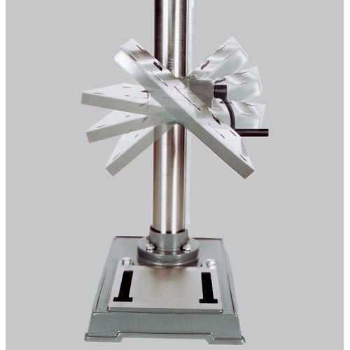 OPT058OP9181 - RADIAL DRILL MODEL RB 8S FOR WOOD PLASTIC AND ALUMINIUM - 750W Dinamitek 4