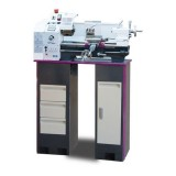 OPT050OP0310 - LATHE MODEL TU 2004 V WITH DIGITAL DISPLAY AND CONTINUOUS ADJUSTMENT OF THE RPM - POWER OUTPUT 230 V Dinamitek 3