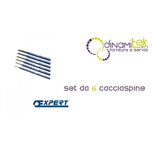 E418226 SET DA 6 CACCIASPINE PASTORINO EXPERT Dinamitek 1