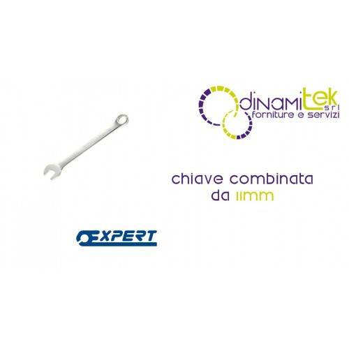 E113206 COMBINATION WRENCHES 11 MM PASTORINO EXPERT Dinamitek 1