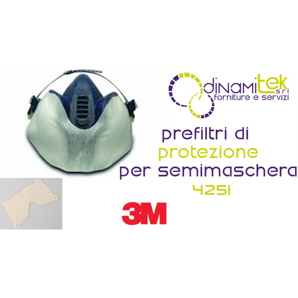 400 PRE-PROTECCIóN 4251-CF 10 PCS 3M Dinamitek 1