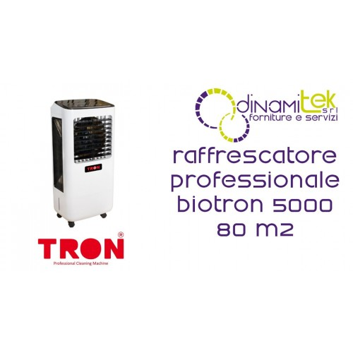 BRIOTRON 5000 COOLER PROFESSIONAL PORTABLE TRON Dinamitek 1
