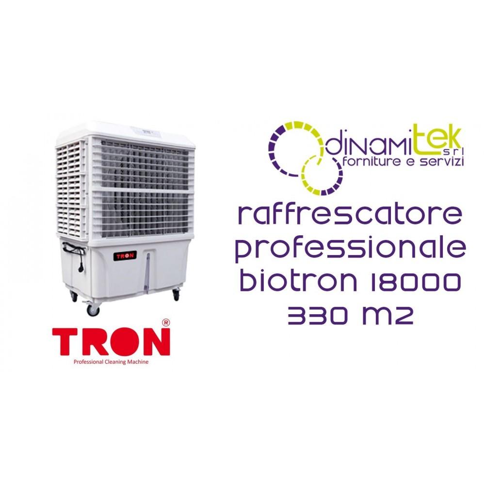 BRIOTRON 18000 RAFFRESCATORE INDUSTRIALE PORTATILE TRON Dinamitek 1