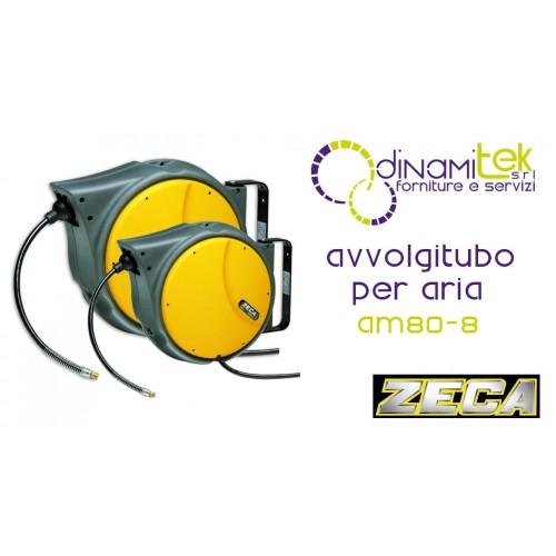 AM80/8 AVVOLGITUBO SERIE AMERICA PER ARIA ZECA Dinamitek 1