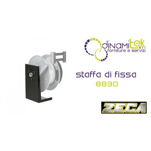 8901 STAFFA FISSA ZECA PER SERIE 8900 Dinamitek 1