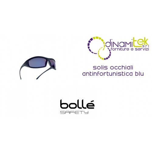 GLASSES SAFETY WEAR SOLIS BOLLE' SAFETY Dinamitek 1