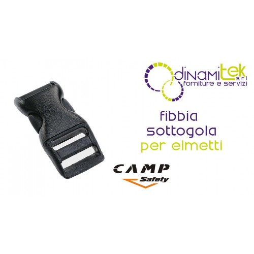2072 CAMP SAFETY BUCKLE CHIN STRAP FOR HELMETS Dinamitek 1