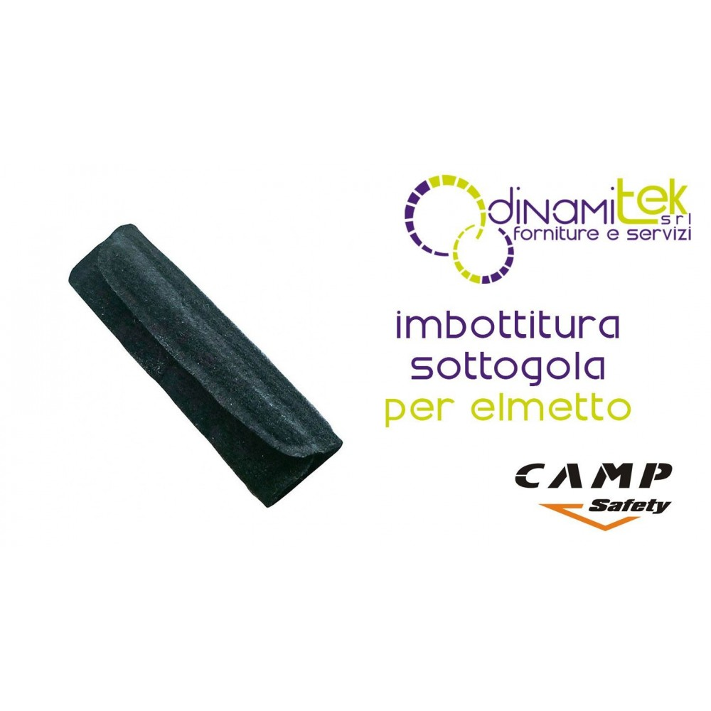 2067 IMBOTTITURA SOTTOGOLA PER ELMETTO CAMP SAFETY CAMP SAFETY Dinamitek 1