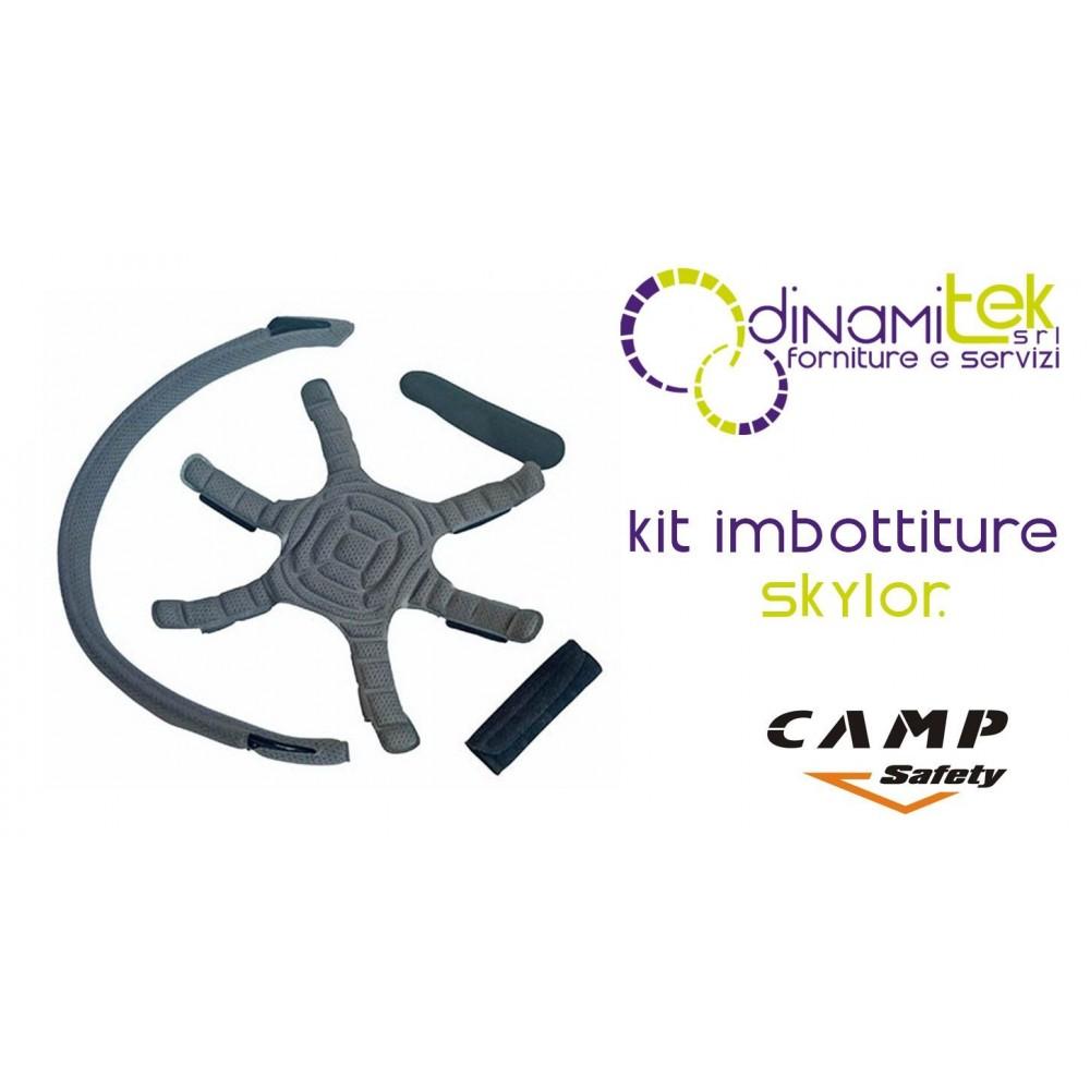 207102 KIT IMBOTTITURA ELMETTO SKYLOR CAMP SAFETY Dinamitek 1