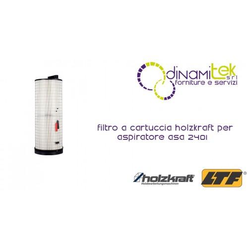 HOLZKRAFT - HOL5122056 - Filtro A Cartuccia Per Aspiratore ASA 2401 Dinamitek 1