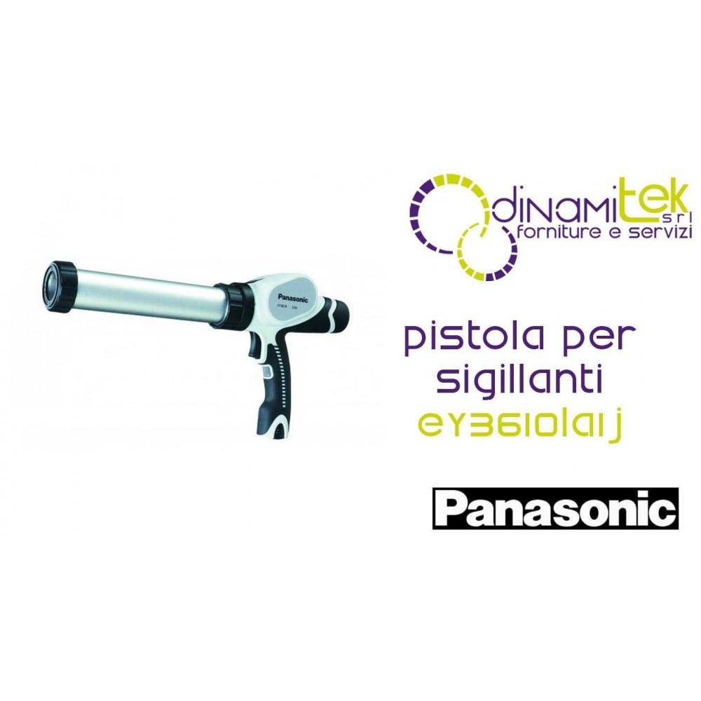PISTOLA PER SIGILLANTI FINO A 400ML 3.6V - 1 X 1.5AH PANASONIC EY3610LA1J Dinamitek 1