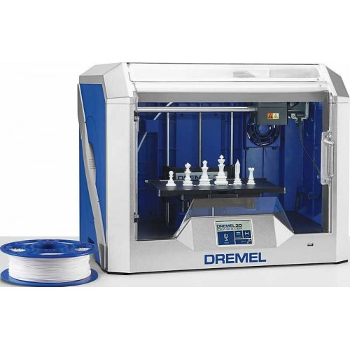 NEW PRINTER - EUROPEAN EXCLUSIVE - 3D IDEA BUILDER 3D40 DREMEL Dinamitek 2