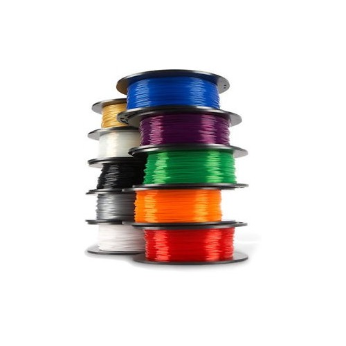 FILAMENT PLA FOR 3D PRINTER ALL OF THE AVAILABLE COLORS Dinamitek 2