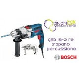 DRILL WITH PERCUSSION GSB 19-2 RE BOSCH Dinamitek 1