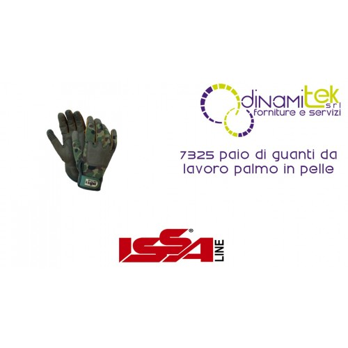 PAIR OF WORK GLOVES, 7325 ISSA LINE Dinamitek 1
