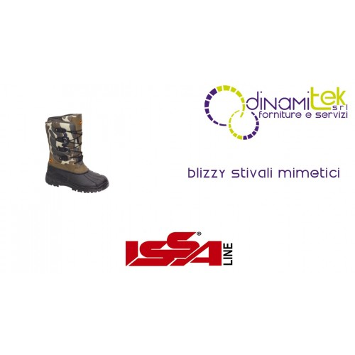 WEEKS BOOTS CAMOUFLAGE ISSA LINE FOR MUDDY TERRAINS Dinamitek 1