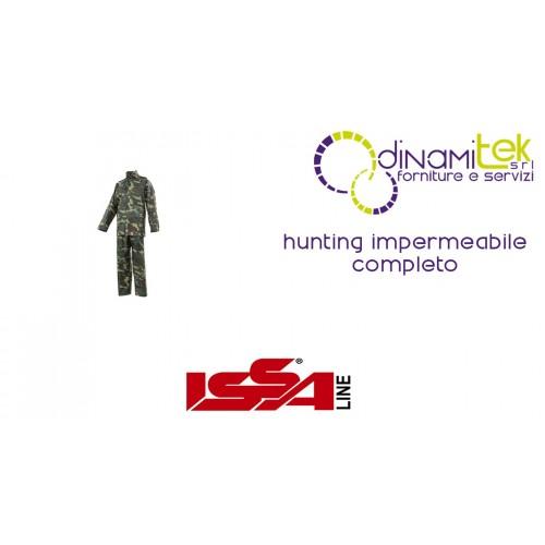 COMPLETO IMPERMEABILE HUNTING ISSA LINE Dinamitek 1