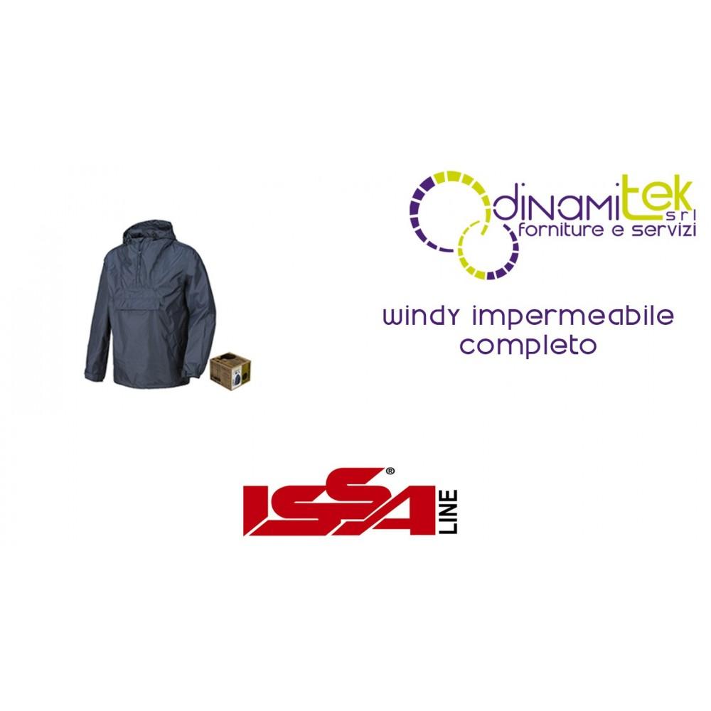COMPLETO IMPERMEABILE WINDY ISSA LINE Dinamitek 1