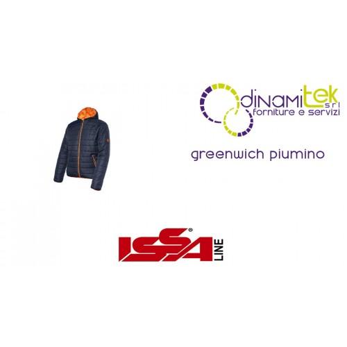 PIUMINO DA LAVORO GREENWICH ISSA LINE Dinamitek 1