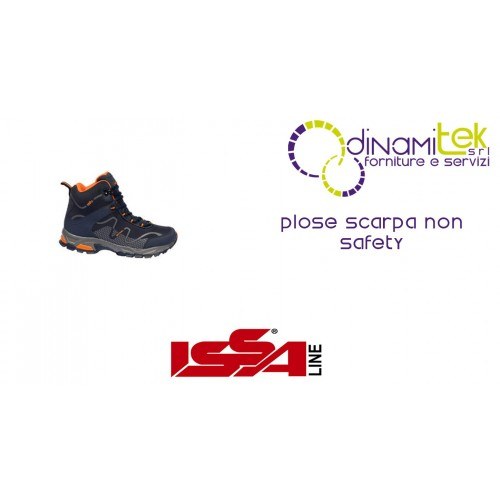 PLOSE SHOE NON SAFETY ISSA LINE HIGH Dinamitek 1