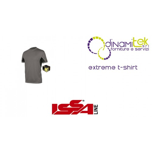 T-EXTREME T-SHIRT FROM WORK ISSA LINE Dinamitek 1