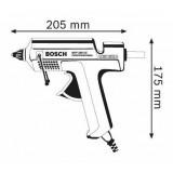 0.601.950.703 GKP200CE GUN GUN CHAUD PROFESSIONAL BOSCH Dinamitek 3