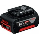 XL BATTERY 18 VOLT 6.0 AH WITH TECHNOLOGY COOLPACK GBA 18 V 6.0 AH BOSCH Dinamitek 2