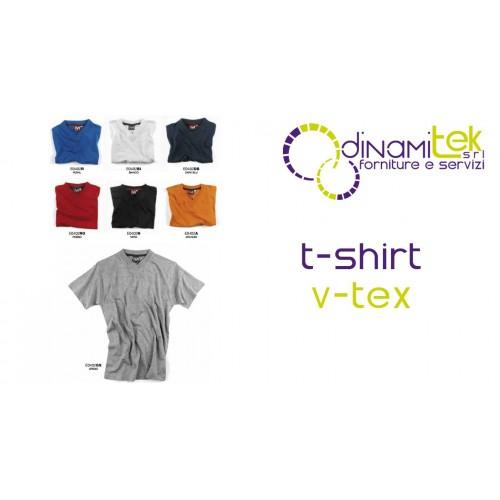T-SHIRTSCOLLOAV-TEX E0402 DINAMITEK Dinamitek 1