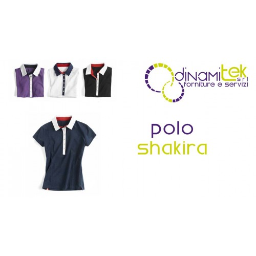 POLO SHAKIRA E0427 Dinamitek 1