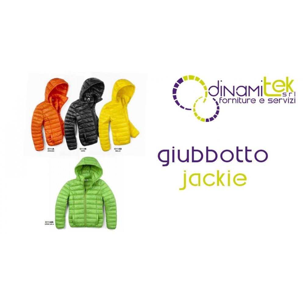 GIUBBINO DONNA JACKIE I0114 Dinamitek 1
