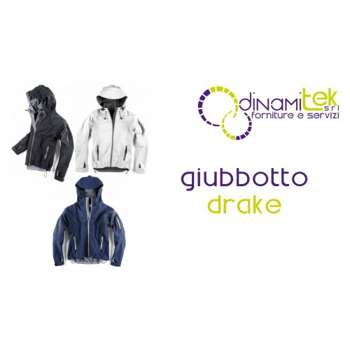 GIUBBINO SOFTSHELL DRAKE I0320 Dinamitek 1