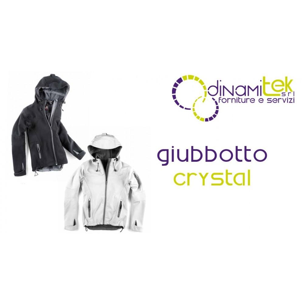GIUBBINO SOFTSHELL CRYSTAL I0330 Dinamitek 1