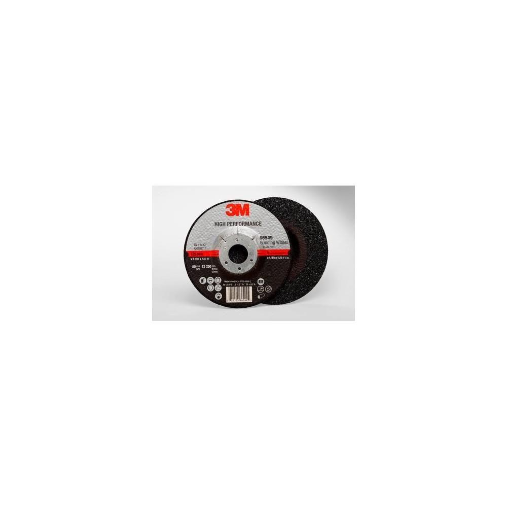 85418-T27-HIGH PERFORMANCE-DISCO DA SBAVO CENTRO DEPRESSO 230 X 7 3M Dinamitek 2